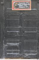 door double wooden 0002